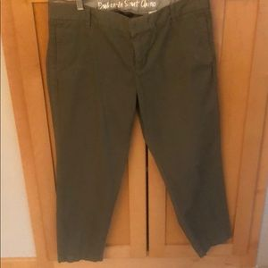 J. Crew Broken In Scout Chino City Fit Size 8